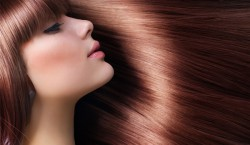 femme aux cheveux de bronze